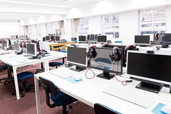 第1コンピュータ教室