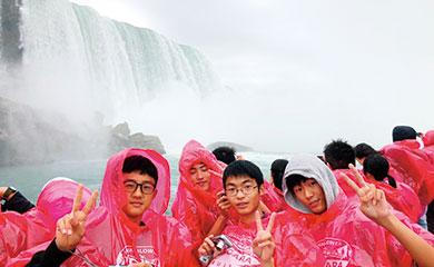 カナダ研修旅行