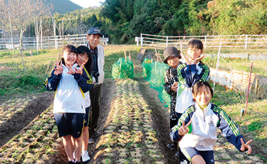 京丹波農山村教育民泊
