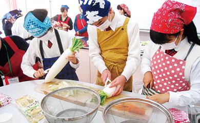 冬の収穫祭