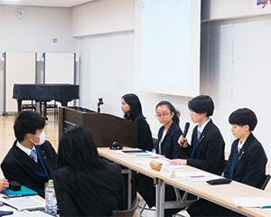 SGH課題研究発表会
