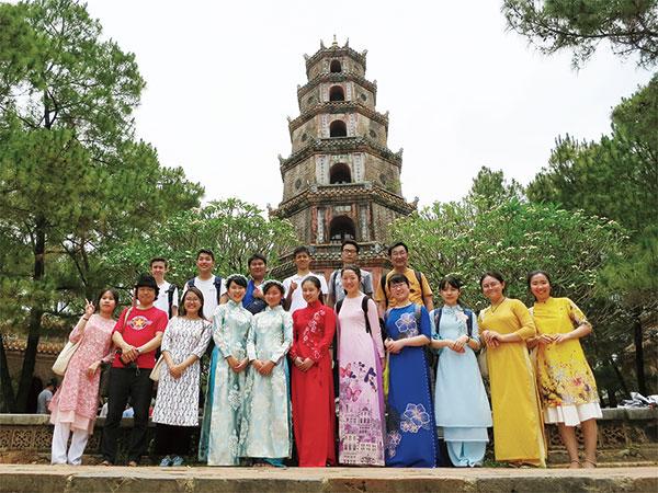 ティエンムー寺院(ベトナム)