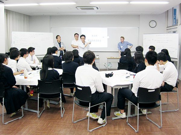 京都大学iCeMS Caravanによる究極の学び体験