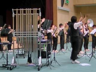 吹奏楽部文化祭